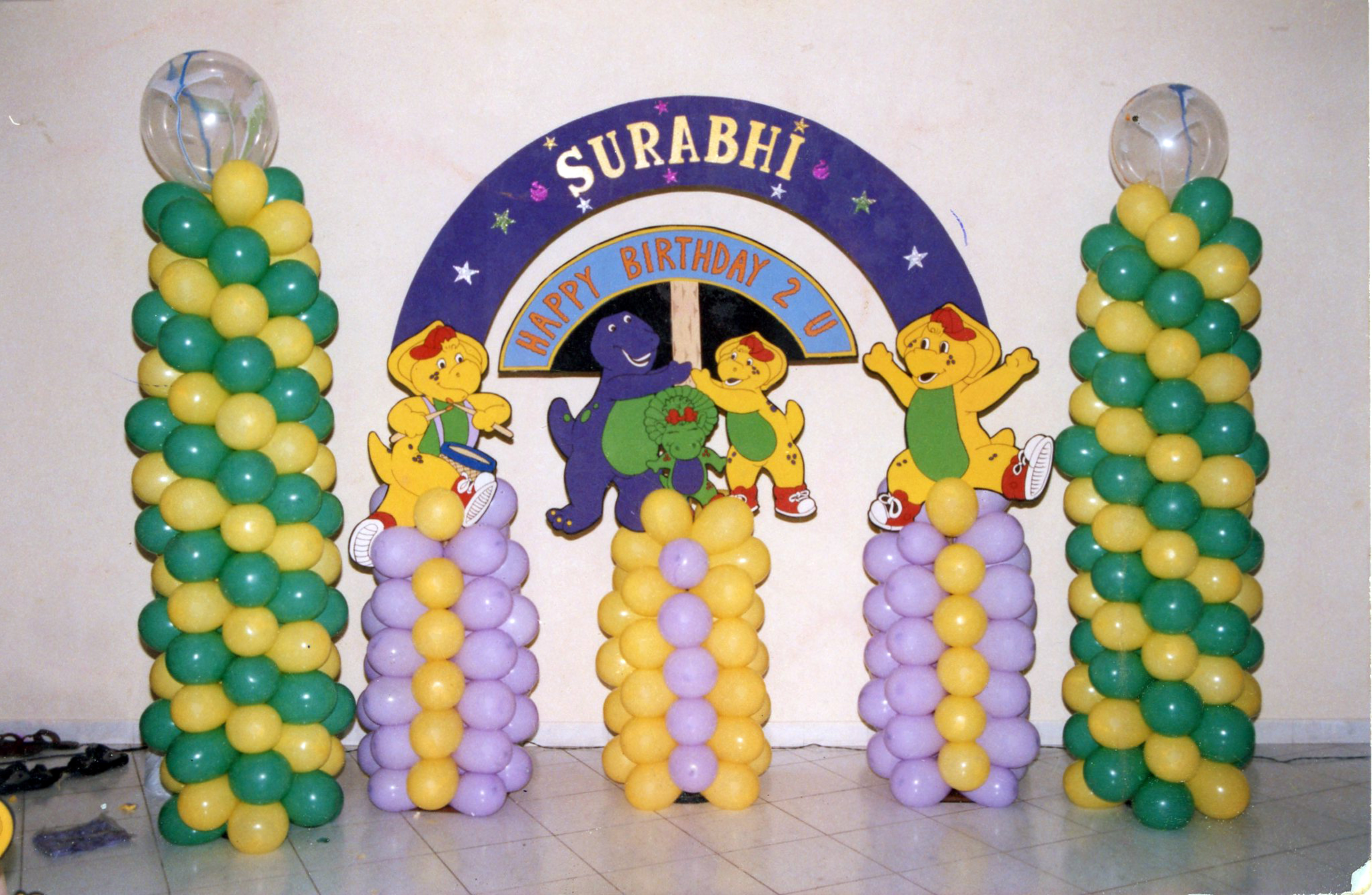 Balloon decoration in koramangala party decorations in for Balloon decoration in bangalore