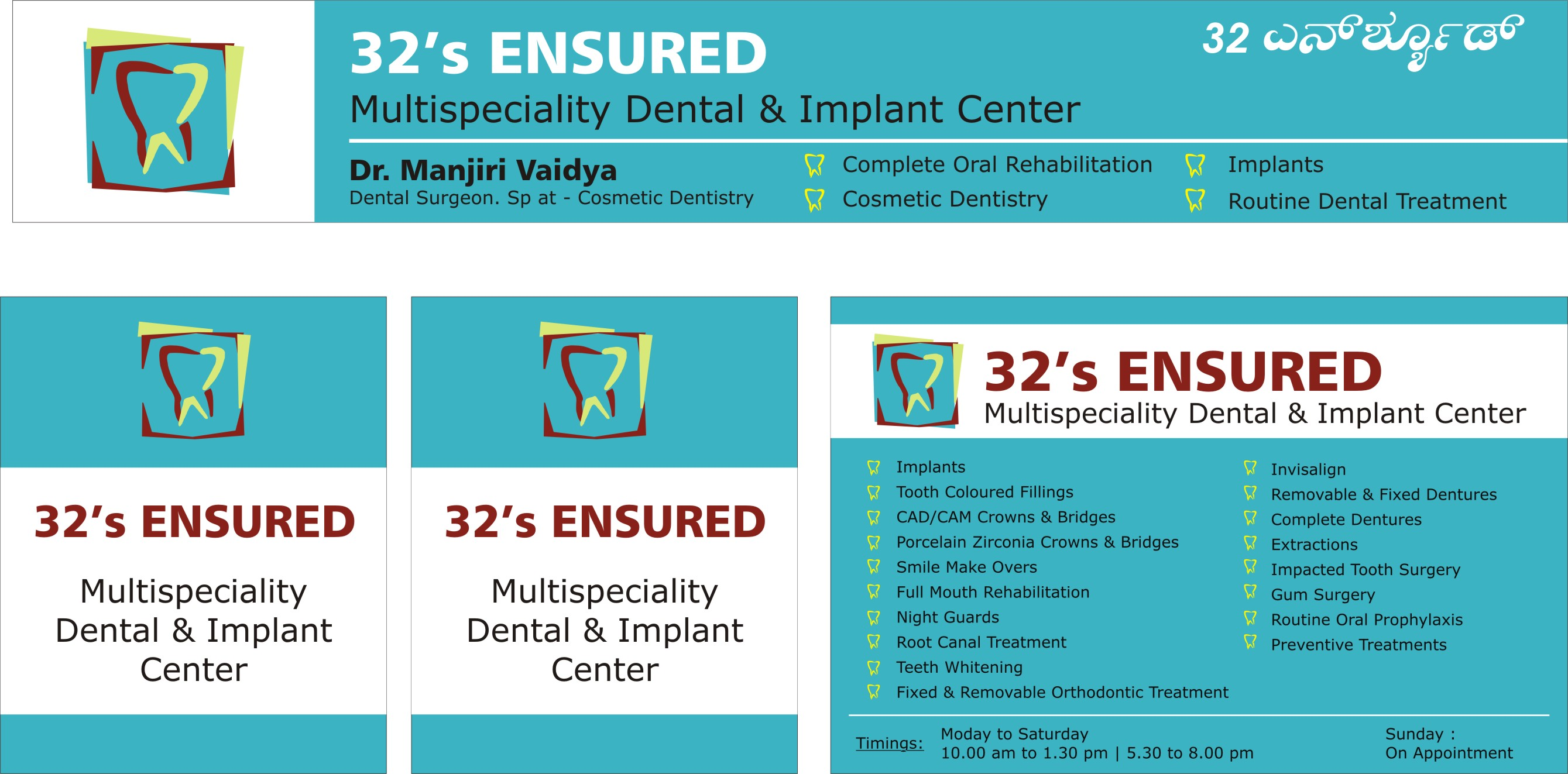 Reviews of 32'S Ensured Multispeciality Dental Clinic